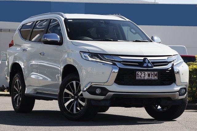 Used Mitsubishi Pajero Sport Exceed, Toowong, 2015 Mitsubishi Pajero Sport Exceed Wagon