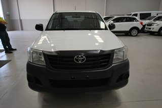 2012 Toyota Hilux Workmate Double Cab 4x2 Utility.