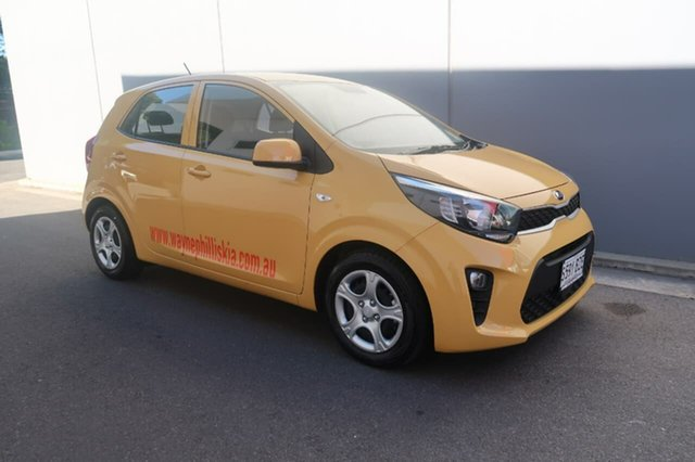 Demonstrator, Demo, Near New Kia Picanto S, Christies Beach, 2018 Kia Picanto S Hatchback