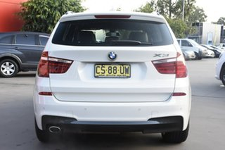 2015 BMW X3 xDrive20d Steptronic SUV.