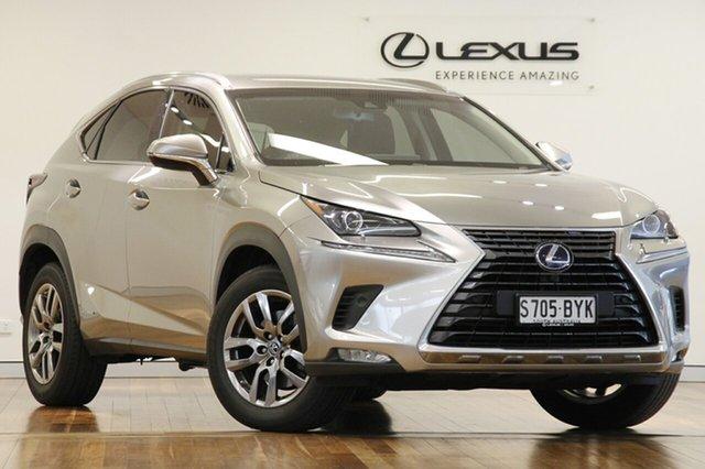 Used Lexus NX NX300h E-CVT AWD Luxury, Adelaide, 2018 Lexus NX NX300h E-CVT AWD Luxury Wagon