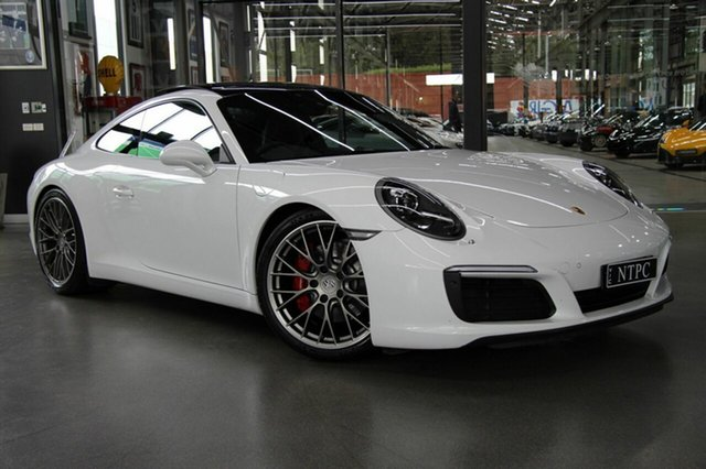 Used Porsche 911 Carrera S PDK, North Melbourne, 2016 Porsche 911 Carrera S PDK Coupe