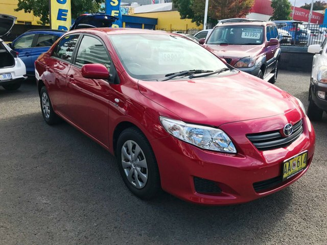 Discounted Used Toyota Corolla Ascent, Hobart, 2007 Toyota Corolla Ascent Sedan