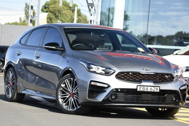 Demonstrator, Demo, Near New Kia Cerato GT DCT, Warwick Farm, 2018 Kia Cerato GT DCT Hatchback