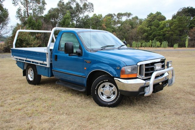 Used Ford F250 XLT 4x2, Officer, 2001 Ford F250 XLT 4x2 Utility