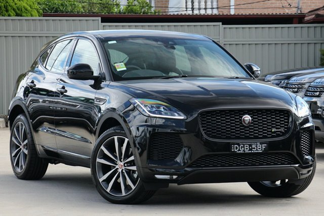 Demonstrator, Demo, Near New Jaguar E-PACE P200 AWD R-Dynamic SE, Blakehurst, 2018 Jaguar E-PACE P200 AWD R-Dynamic SE Wagon