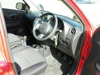 2014 Nissan Micra ST Hatchback.