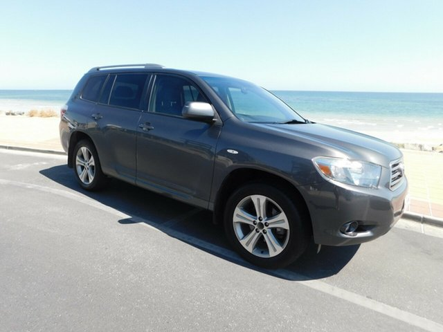 Used Toyota Kluger KX-S 2WD, Somerton Park, 2009 Toyota Kluger KX-S 2WD Wagon