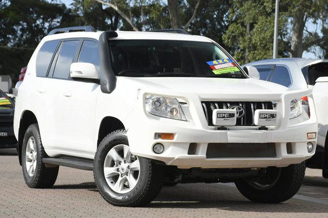 Used Toyota Landcruiser Prado GXL, Southport, 2013 Toyota Landcruiser Prado GXL SUV