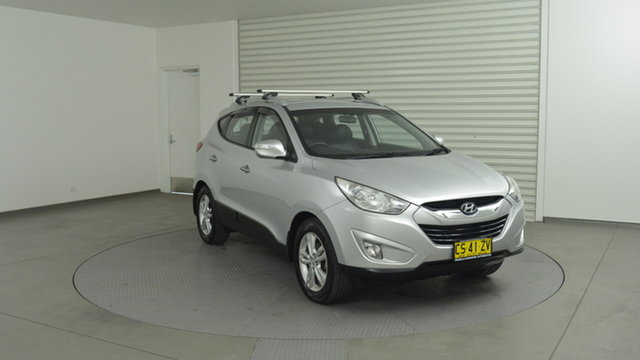 Used Hyundai ix35 Elite AWD, Southport, 2012 Hyundai ix35 Elite AWD Wagon