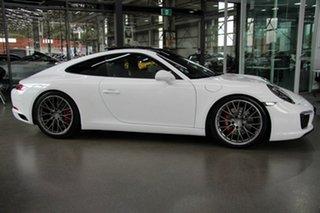 2016 Porsche 911 Carrera S PDK Coupe.