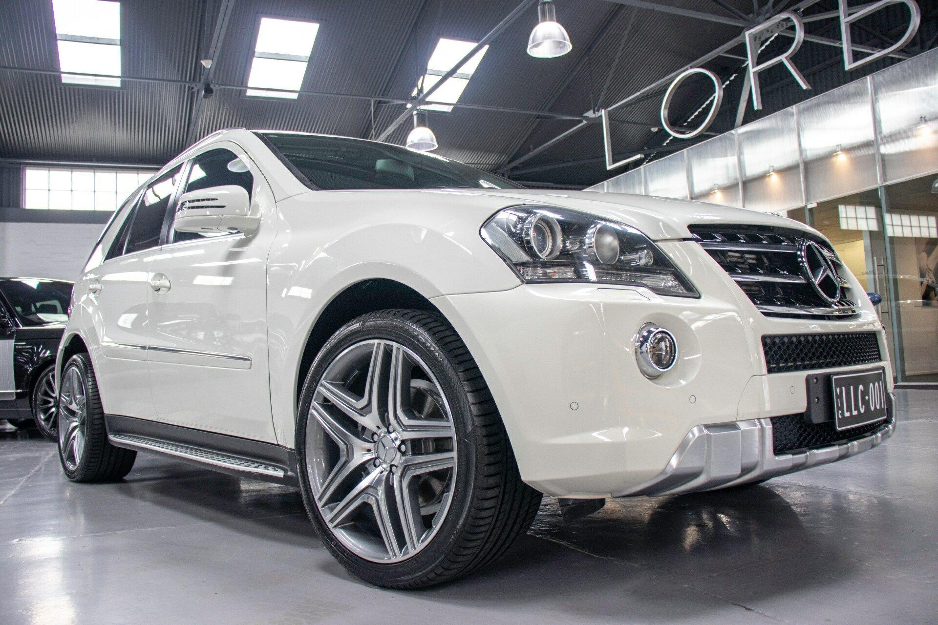 2012 Mercedes-benz Ml350 Cdi Amg Sports (4x4) 164