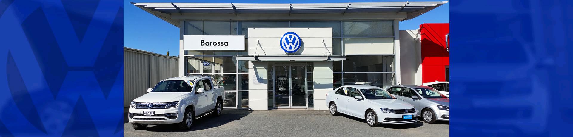 Barossa Volkswagen