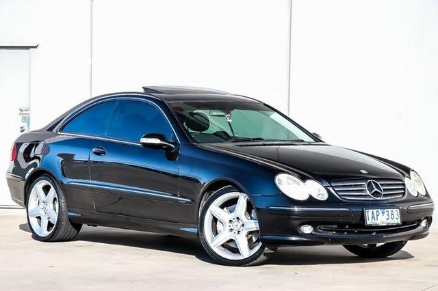Used Mercedes-Benz CLK500 Elegance, Pakenham, 2004 Mercedes-Benz CLK500 Elegance Coupe