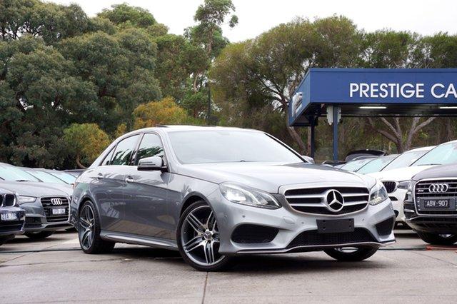 Used Mercedes-Benz E200 7G-Tronic +, Balwyn, 2013 Mercedes-Benz E200 7G-Tronic + Sedan