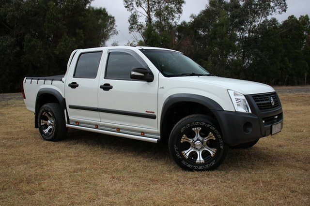 Used Holden Rodeo LX Crew Cab, Officer, 2008 Holden Rodeo LX Crew Cab Utility