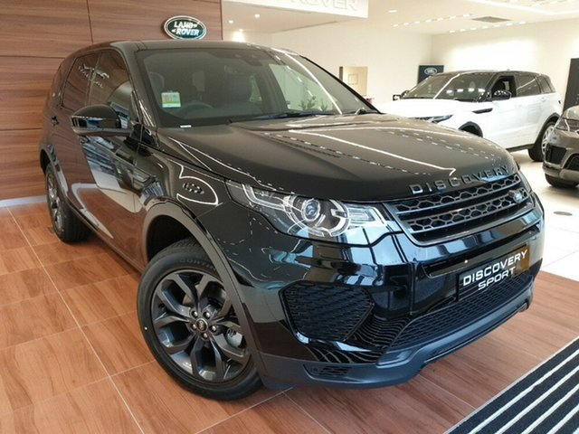 New Land Rover Discovery Sport TD4 132kW Landmark, Cairns, 2019 Land Rover Discovery Sport TD4 132kW Landmark Wagon