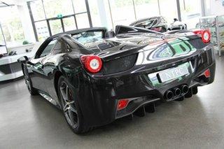 2012 Ferrari 458 Spider DCT Convertible.