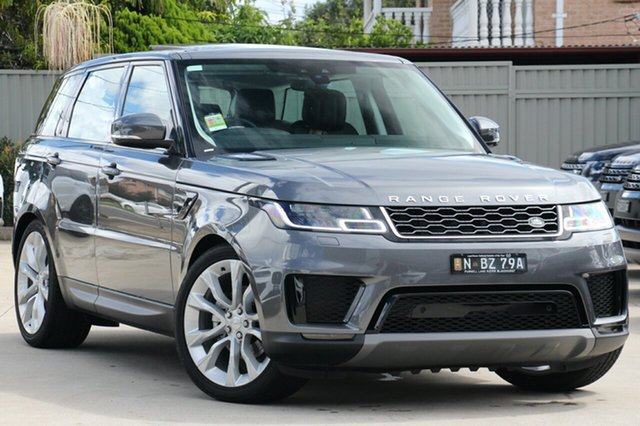 Demonstrator, Demo, Near New Land Rover Range Rover Sport SDV6 CommandShift SE, Blakehurst, 2018 Land Rover Range Rover Sport SDV6 CommandShift SE Wagon