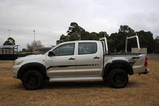 2011 Toyota Hilux SR Double Cab Utility.