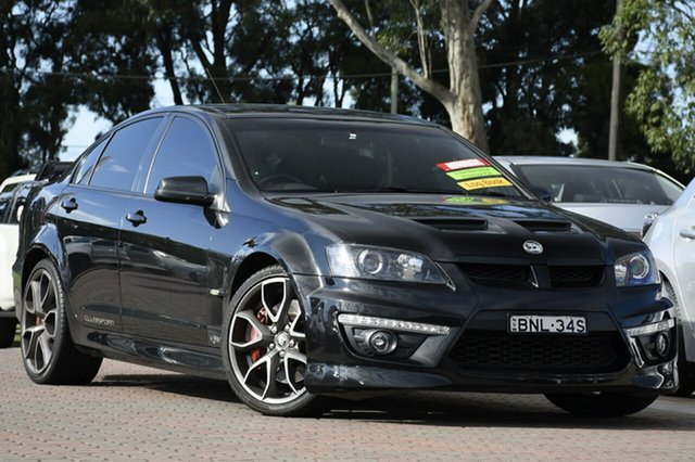 Used Holden Special Vehicles ClubSport R8, Southport, 2010 Holden Special Vehicles ClubSport R8 Sedan