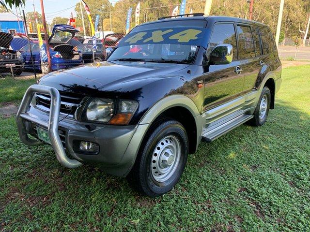 Used Mitsubishi Pajero Exceed LWB (4x4), Clontarf, 2001 Mitsubishi Pajero Exceed LWB (4x4) Wagon