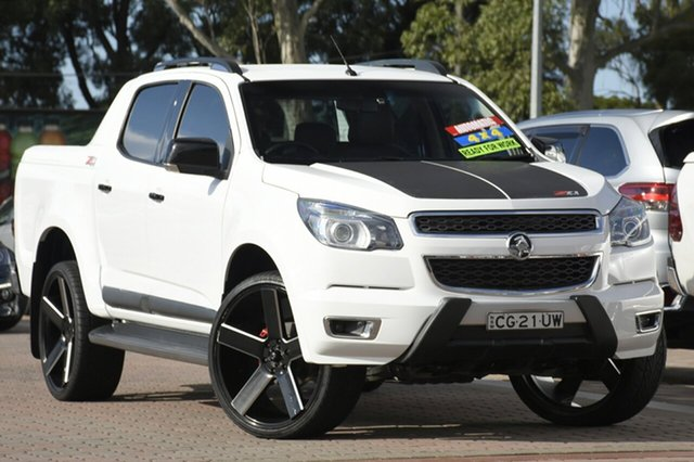 Used Holden Colorado Z71 Crew Cab, Warwick Farm, 2015 Holden Colorado Z71 Crew Cab Utility