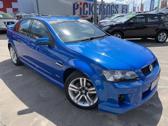 Used Holden Commodore SV6, Mundingburra, 2010 Holden Commodore SV6 Sedan