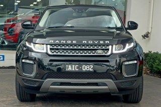 2016 Land Rover Range Rover Evoque TD4 150 SE Wagon.