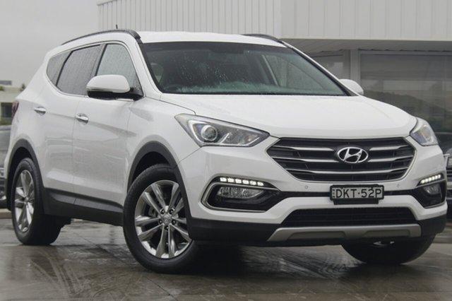 Used Hyundai Santa Fe Elite, Waitara, 2016 Hyundai Santa Fe Elite Wagon