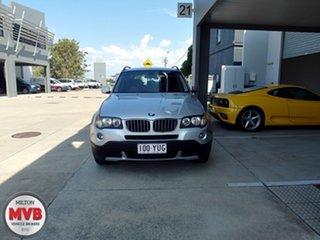 2009 BMW X3 xDrive 20d Lifestyle Wagon.