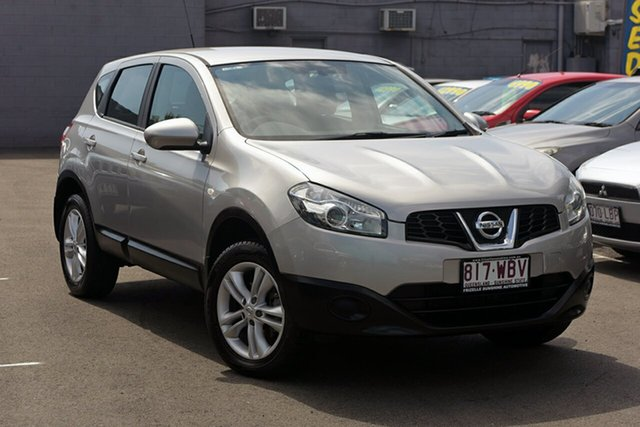 Used Nissan Dualis ST Hatch 2WD, Southport, 2013 Nissan Dualis ST Hatch 2WD Hatchback