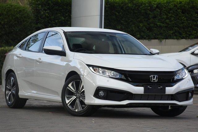 New Honda Civic VTi-L, Indooroopilly, 2019 Honda Civic VTi-L Hatchback