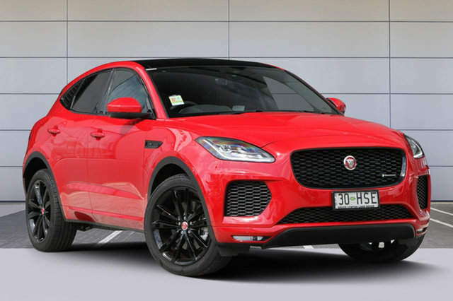 Demonstrator, Demo, Near New Jaguar E-PACE P200 AWD R-Dynamic S, Southport, 2018 Jaguar E-PACE P200 AWD R-Dynamic S Wagon
