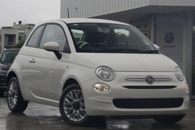 Used Fiat 500 Pop Dualogic, Waitara, 2018 Fiat 500 Pop Dualogic Hatchback