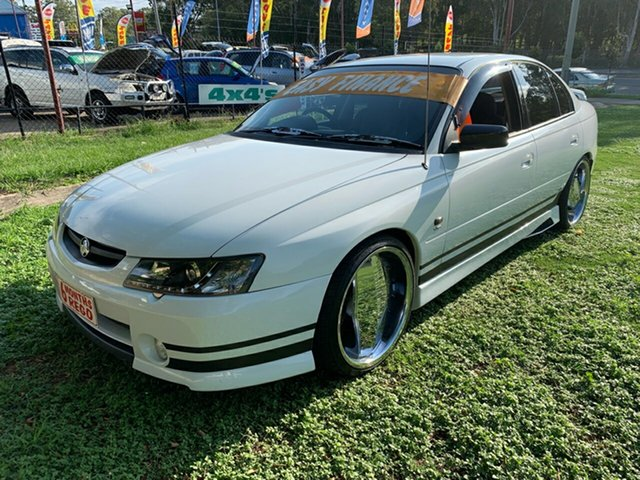 Used Holden Commodore S, Clontarf, 2002 Holden Commodore S Sedan