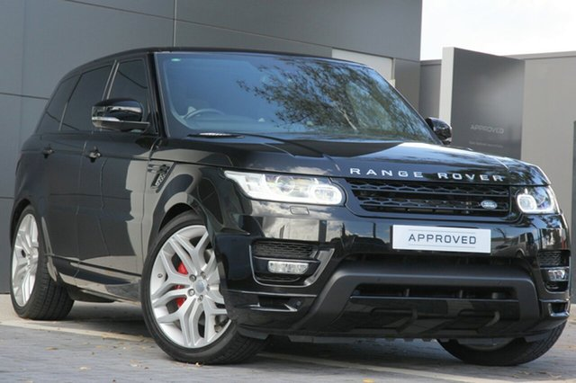 Used Land Rover Range Rover Sport V8SC CommandShift Autobiography Dynamic, Southport, 2014 Land Rover Range Rover Sport V8SC CommandShift Autobiography Dynamic SUV