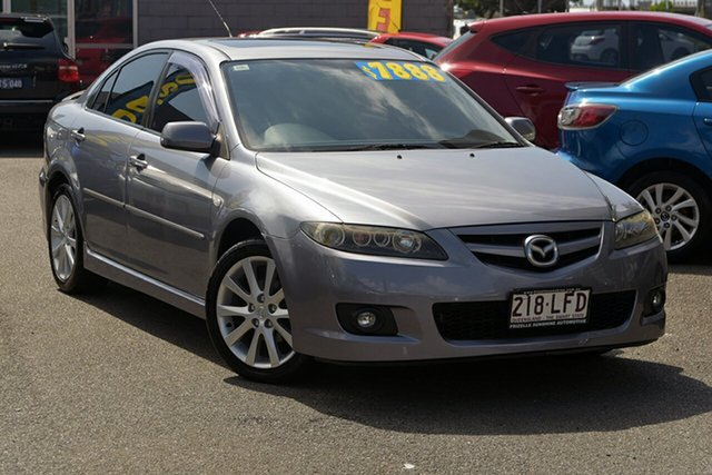 Used Mazda 6 Luxury Sports, Southport, 2006 Mazda 6 Luxury Sports Hatchback