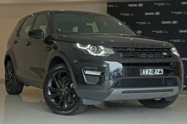 Demonstrator, Demo, Near New Land Rover Discovery Sport SD4 HSE, Doncaster, 2018 Land Rover Discovery Sport SD4 HSE Wagon