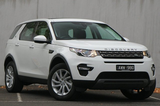 Used Land Rover Discovery Sport TD4 110kW SE, Malvern, 2018 Land Rover Discovery Sport TD4 110kW SE Wagon
