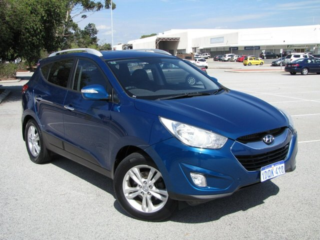 Used Hyundai ix35 Elite AWD, Maddington, 2011 Hyundai ix35 Elite AWD Wagon