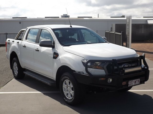 Used Ford Ranger XLS Double Cab, Toowoomba, 2016 Ford Ranger XLS Double Cab Utility