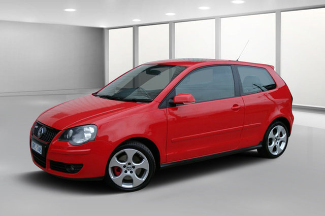 Discounted Used Volkswagen Polo GTi, West Footscray, 2007 Volkswagen Polo GTi Hatchback