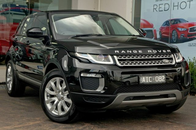 Used Land Rover Range Rover Evoque TD4 150 SE, Doncaster, 2016 Land Rover Range Rover Evoque TD4 150 SE Wagon