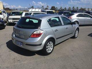 2006 Holden Astra CD Equipe Hatchback.