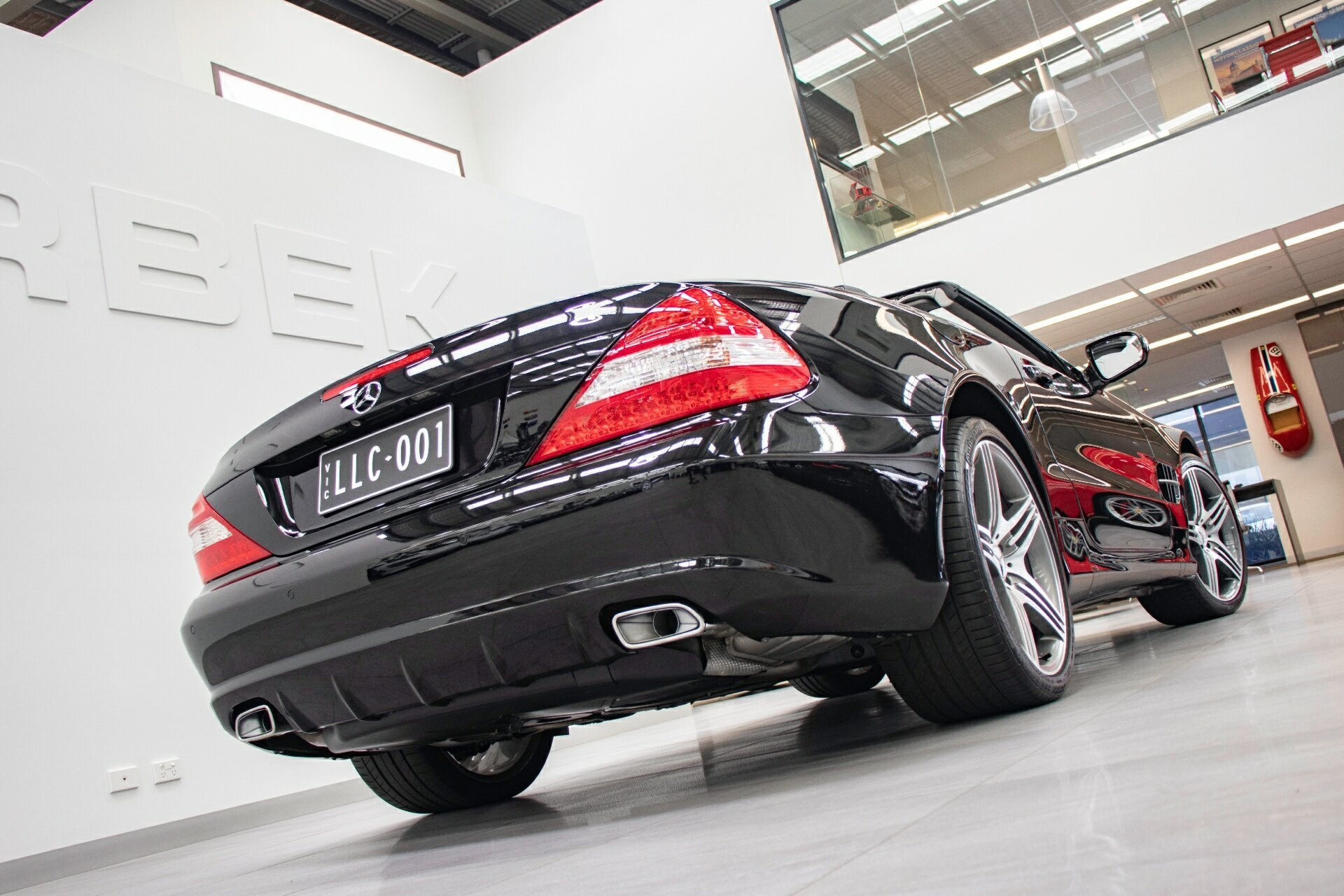 2011 Mercedes-benz Sl350  R230 My11