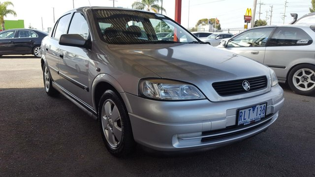 Used Holden Astra CD, Cheltenham, 2001 Holden Astra CD Hatchback