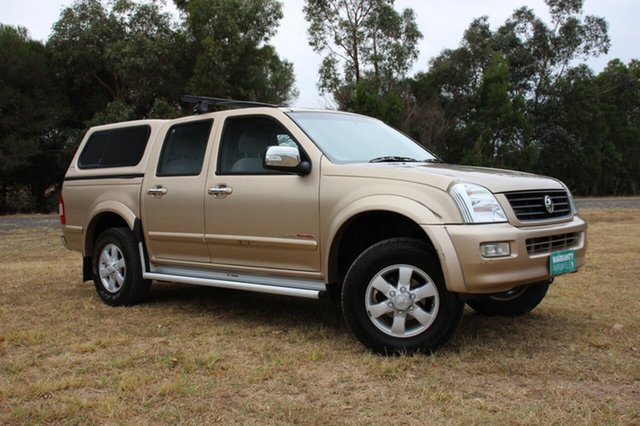 Used Holden Rodeo LT Crew Cab, Officer, 2006 Holden Rodeo LT Crew Cab Utility