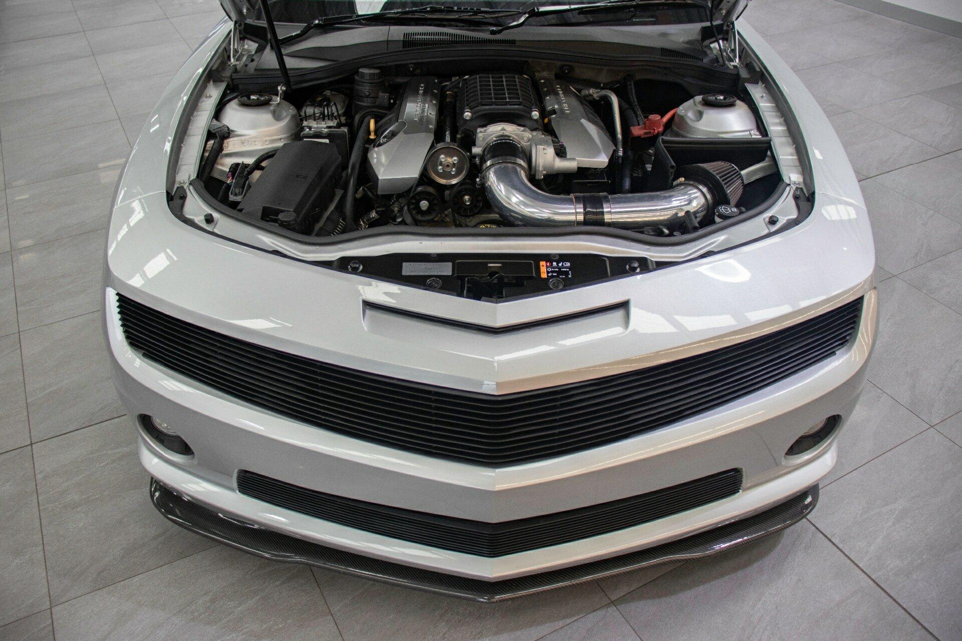 2010 Chevrolet Camaro Hennessey Hpe600