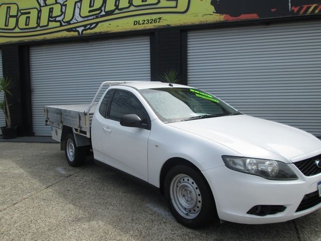 Used Ford Falcon, O'Connor, 2009 Ford Falcon Cab Chassis